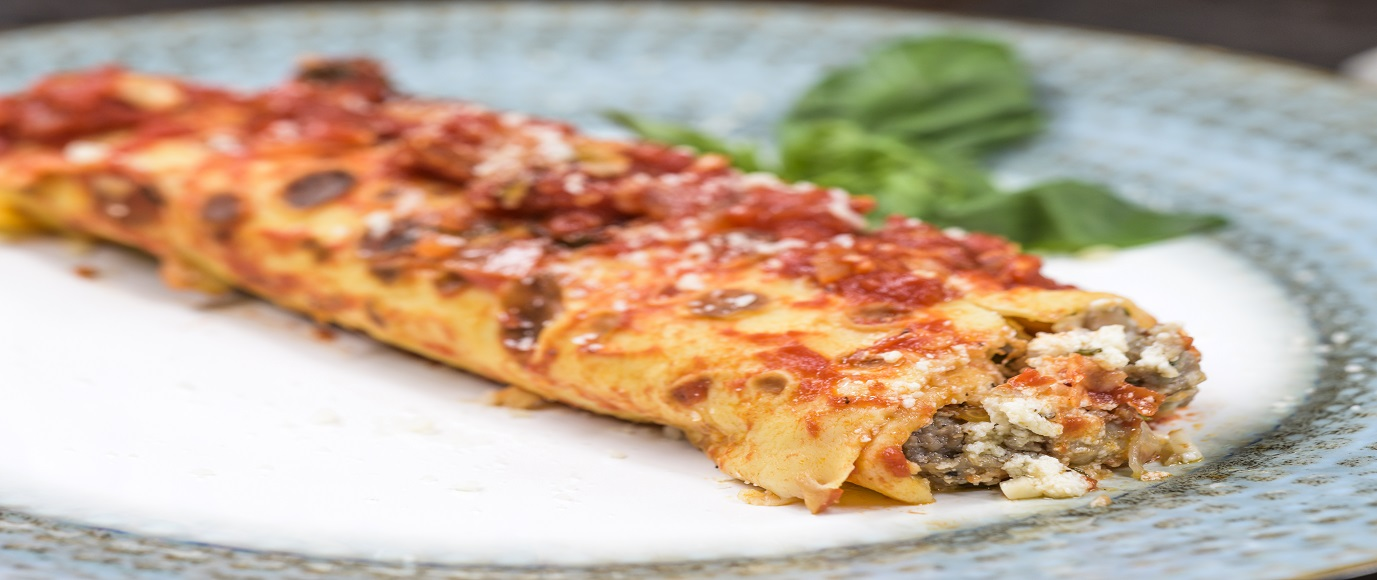 Crepes Cannelloni